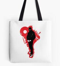 The New Ninja - A Tote Bag