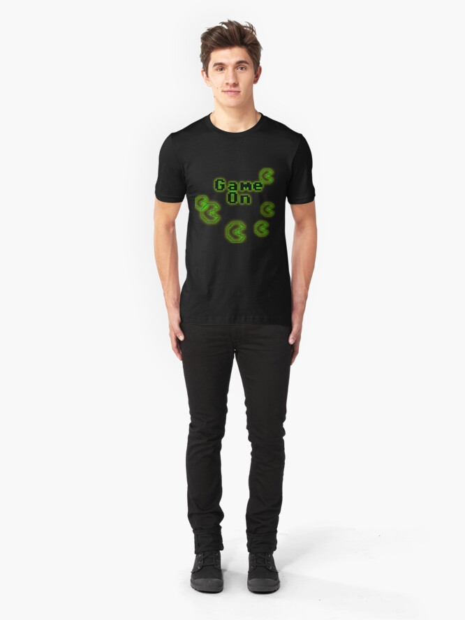 Alternate view of Game On Slim Fit T-Shirt
