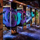 Toilet Block by Ian English