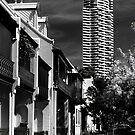 Forbes Street Woolloomooloo by Ian English