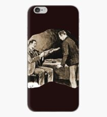 Dr. John H. Watson in the Adventure of the Engineer's Thumb iPhone Case