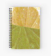 LemonLimed Spiral Notebook