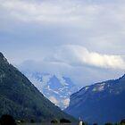 View of Interlaken - Swiss by Arvind Singh