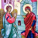 The Annunciation by PZAndrews
