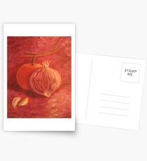 The Apple and the Onion Postcards