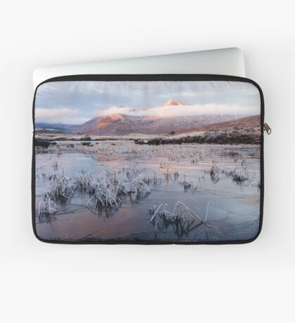 Advance Of The Ice Laptop Sleeve