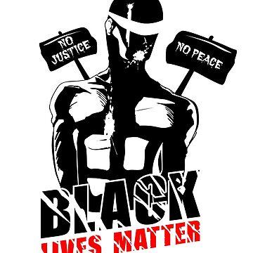 Black Lives Matter Shirt I Politics Human Freedom Peace by phskulmshirt
