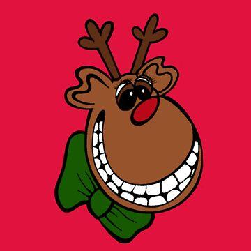 Deer Smile by Munnaminx