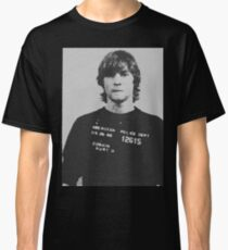 kurt cobain mugshot mug fan art by nicheprintsnyc Classic T-Shirt