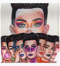 James Charles: Unleash Your Inner Artist Series Poster