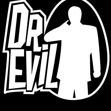 """Douglas """"Dougie"""" Powers Dr Evil  by McPod"""