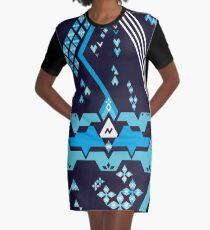 Colección Invierno Graphic T-Shirt Dress