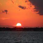 St Johns Sunset by Bob Hardy