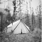 Zuhause süßes Zelt- 2 von aldenofwapiti