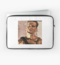Die hard is art Laptop Sleeve