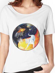 YinYang Women's Relaxed Fit T-Shirt
