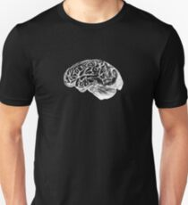 Brain Anatomy Unisex T-Shirt