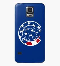 Cubs Flag Case/Skin for Samsung Galaxy