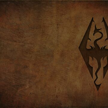 Skyrim Worn Leather Emboss von ccb9951
