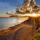 • Waterville Beach, County Kerry Ireland by Madeleine  Weber
