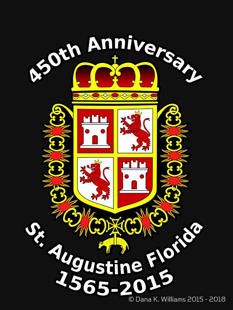 St. Augustine Florida, 450th Anniversary Celebration by DesignComputer