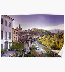 Pontremoli - Italy Poster