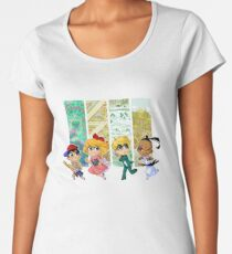 EarthBound - Chosen Four Women's Premium T-Shirt