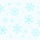 Snowflakes by Eric Pauker