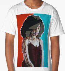 Shy Long T-Shirt