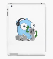 Vinilo o funda para iPad Go Go Gopher: GRPS Web