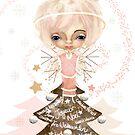 Christmas Angel by Karin Taylor