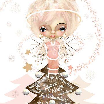 Christmas Angel by karin