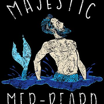 Majestic Mer Beard by KaylinArt