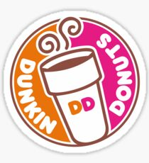 donut D Sticker
