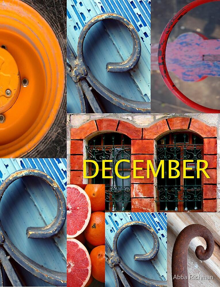 December by Abba Richman