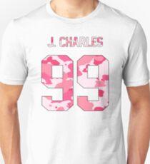 James Charles - Pink Camo Unisex T-Shirt