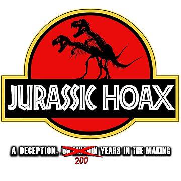 Dinosaur Hoax by ODDTV