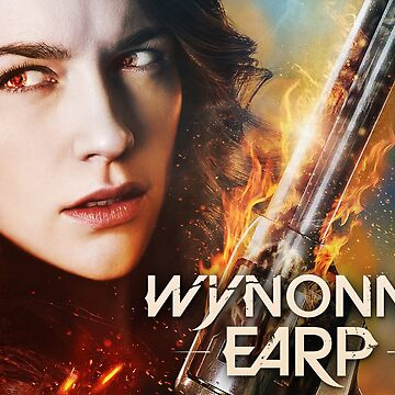 wynonna earp poster by hopelightwood