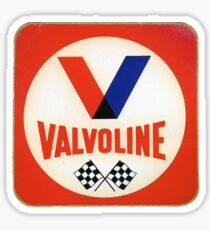 Valvoline Sticker