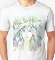 """APRIL"" from ""Calender Sheets"" T-Shirt"