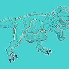 Buff T-Rex by strangethingsA
