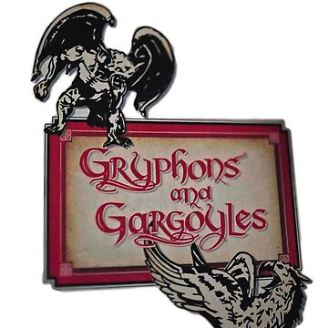 Riverdale ® Merch | Gryphons and Gargoyles Merch by Halla-Merch