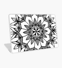 Mandala Illustration Laptop Skin