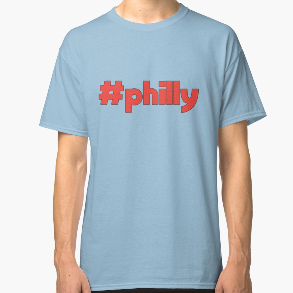 Hashtag Philly Classic T-Shirt