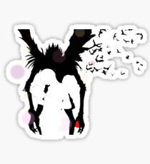 Death Note- Ryuk and Light Sticker
