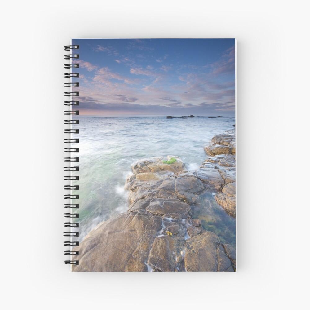 Tropical Spiral Notebook