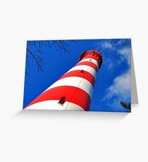 Schouwen, Lighthouse Greeting Card