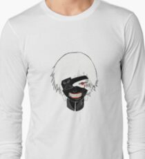 Camiseta de manga larga Ghoul de token keneki