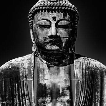 Kamakura Daibutsu Buddha Japan by timcostello