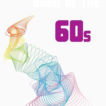 Born in the 60s by kameleonart
